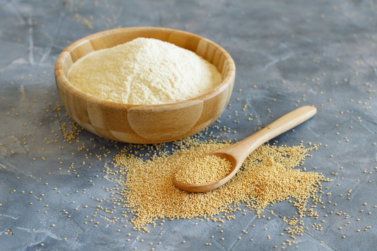 Amaranto - farina di amaranto