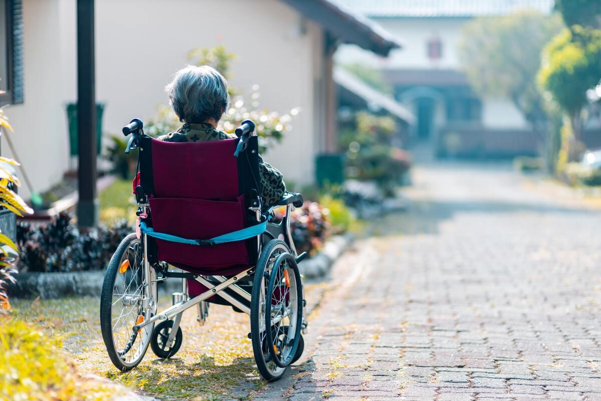 assistenza domiciliare -disabili