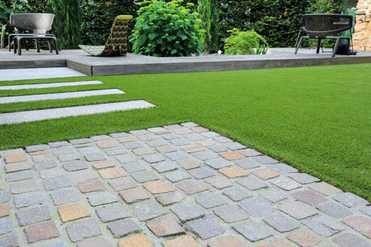 Rendere accessibile un giardino in pochi passi