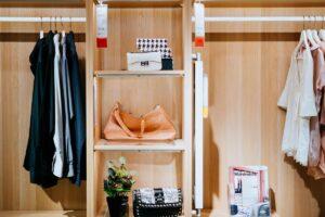 Organizzare l'armadio - come fare