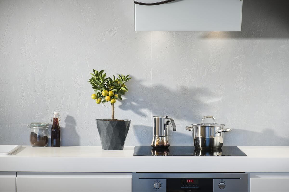 Predisporre la cucina - funzionale