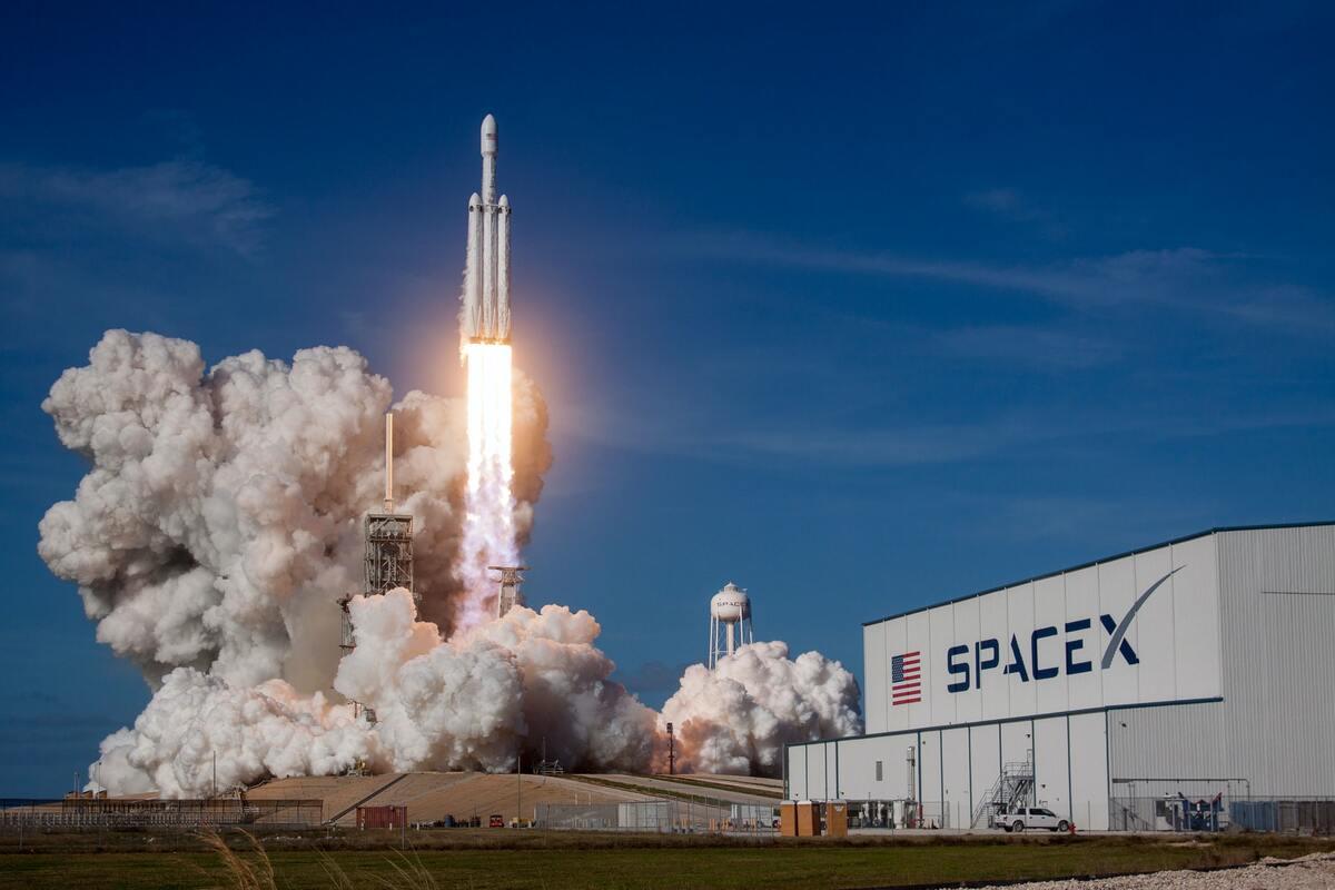 I turisti dello spazio di SpaceX - atterraggio