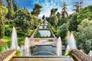 Villa d'Este Tivoli