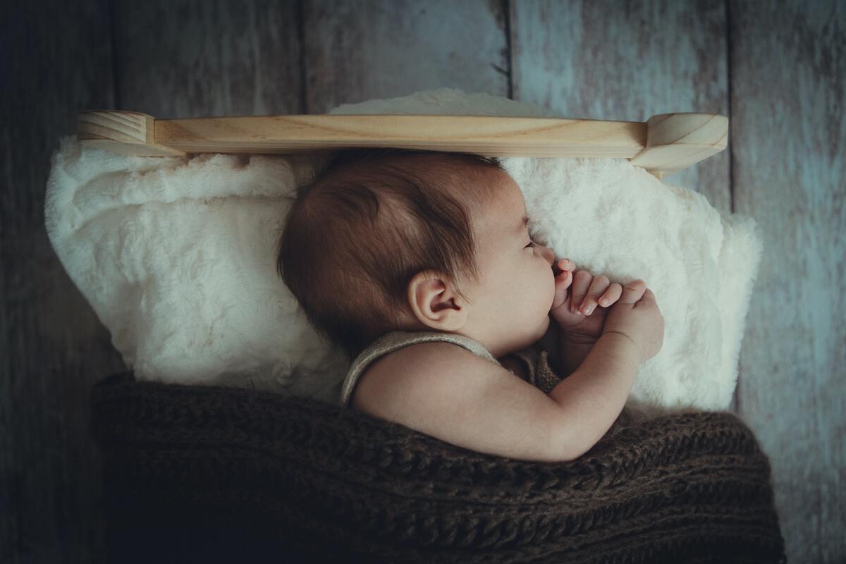 ore di sonno dei bambini - riposo